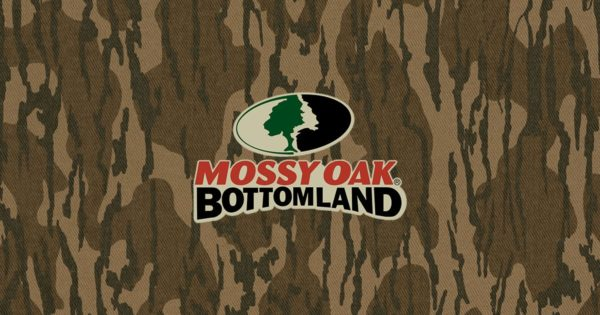 Mossy Oak Bottomland licensed pattern for acrylic image game calls