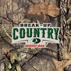 Mossy Oak Break Up Country licensed pattern for game calls